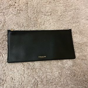 Coach Purse/Wallet Insert with Zipper